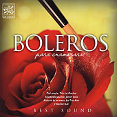 Boleros para Enamorarse, Vol. 3 by Various Artists