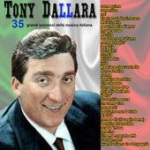 35 Grandi Successi Della Musica Italiana by Tony Dallara