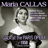 Gala at the Paris Opera 1958 de Various Artists