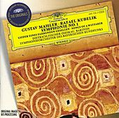 Mahler: Symphony No.1; Lieder eines fahrenden Gesellen von Dietrich Fischer-Dieskau