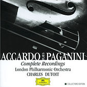 Accardo Plays Paganini- Complete Recordings by Salvatore Accardo