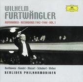 Wilhelm Furtwängler - Recordings 1942-1944 by Berliner Philharmoniker
