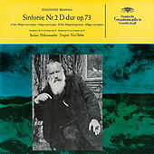 Brahms: Symphony No.2 / Reger: Variations on a Theme by Mozart by Berliner Philharmoniker