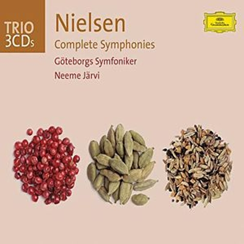 Nielsen: The Six Symphonies by Various Artists