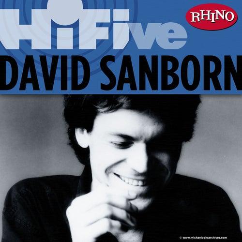 Rhino Hi-Five: David Sanborn by David Sanborn