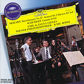 Mozart: Piano Concerto K.595; Concerto for 2 Pianos K.365 / Schubert: Fantasy D940 by Emil Gilels