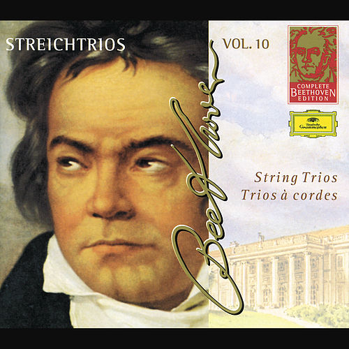 Beethoven:The String Trios by Anne-Sophie Mutter