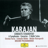 Karajan conducts Tchaikovsky by Various Artists