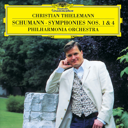 Schumann: Symphonies Nos.1 & 4 by Philharmonia Orchestra