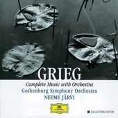 Grieg: Complete Music with Orchestra di Gothenburg Symphony Orchestra