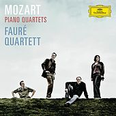 Mozart: Piano Quartets K 478 & 493 by Fauré Quartett
