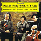 Mozart: Pianotrio in B Flat Major K.502; Pianotrio In G major, K. 496; Divertimento In B Flat Major, K. 254 by Maria Joao Pires