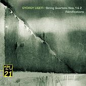 Ligeti: String Quartets / Ramifications etc de Hagen Quartett