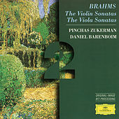Brahms: The Violin Sonatas; The Viola Sonatas de Pinchas Zukerman