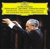 Messiaen: Poèmes pour Mi; Sept Haïkaï; Le Réveil des oiseaux de Françoise Pollet