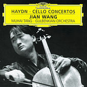 Haydn: Cello Concertos by Jian Wang