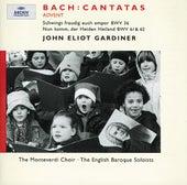 Bach, J.S.: Advent Cantatas BWV 61, 36 & 62 by Nancy Argenta