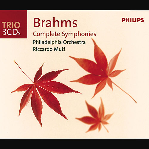 Brahms: The Symphonies & Overtures by Philadelphia Orchestra