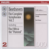 Beethoven: The Complete Symphonies, Vol. 2 by Gewandhausorchester Leipzig