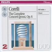 Corelli: Concerti Grossi, Op. 6 by Felix Ayo