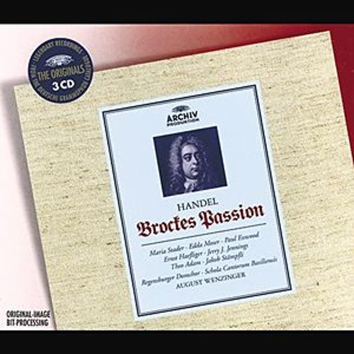 Handel: Brockes Passion by Various Artists