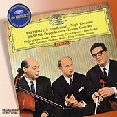 Beethoven: Triple Concerto / Brahms: Double Concerto de Various Artists