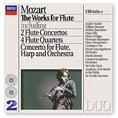 Mozart: The Works for Flute by Various Artists