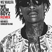 We Dem Boyz Remix (feat. Rick Ross, ScHoolboy Q & Nas) by Wiz Khalifa