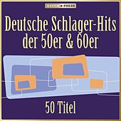 Masterpieces presents Deutsche Schlager-Hits der 50er & 60er (50 Titel) von Various Artists
