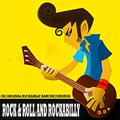 Rock & Roll and Rockabilly (150 Original Rockabilly Rare Recordings) de Various Artists