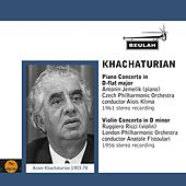 Khachaturian Concertos by Various Artists