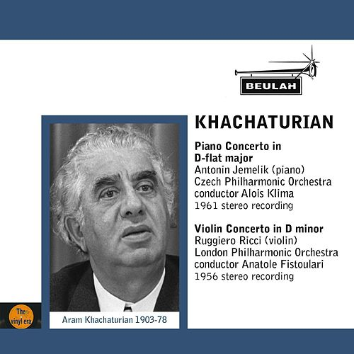 Khachaturian Concertos by Various Artists