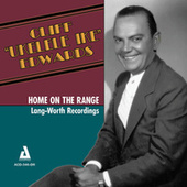 Home on the Range - Lang-Worth Recordings by Cliff Edwards