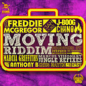 Di Genius & Liondub Present: Moving Riddim Jungle Refixes by Various Artists