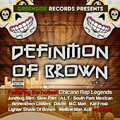 Definition of Brown: Volume 2 de Various Artists