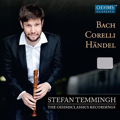 Bach, Corelli & Händel: Works for Recorder by Various Artists