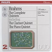 Brahms: The Complete Quintets by Various Artists