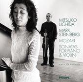 Mozart: Sonatas for Piano & Violin by Mitsuko Uchida