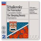Tchaikovsky: The Nutcracker; The Sleeping Beauty - highlights by Various Artists