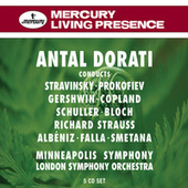 Antal Dorati conducts by Various Artists