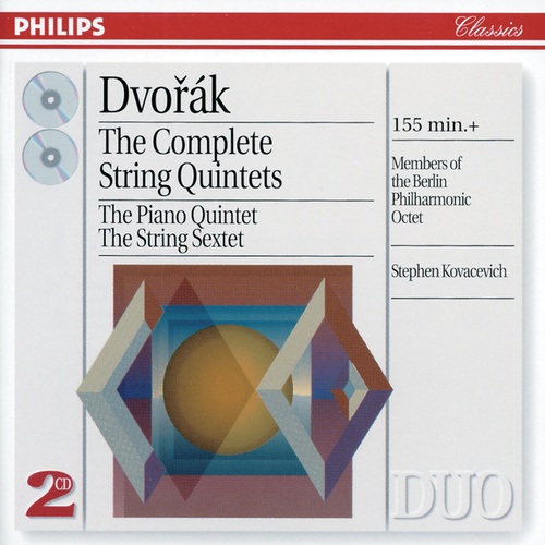 Dvorák: The Complete String Quintets by Various Artists
