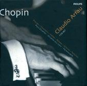 Chopin: Piano Music/Piano Concertos von Claudio Arrau