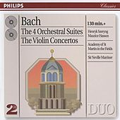 Bach, J.S.: The 4 Orchestral Suites/The Violin Concertos by Various Artists