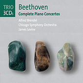 Beethoven: Complete Piano Concertos by Alfred Brendel
