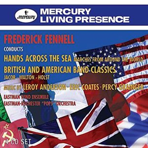 Frederick Fennell conducts by Various Artists