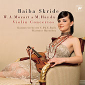 W. A. Mozart & M. Haydn Violinkonzerte by Kammerorchester Carl Philipp Emanuel Bach