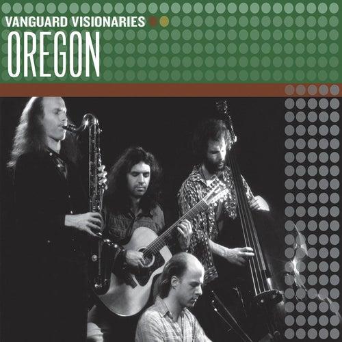 Vanguard Visionaries by Oregon