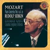 Mozart: Piano Concertos Nos. 19 & 20 [Expanded Edition] by Rudolf Serkin