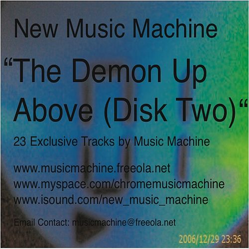 New Music Machine Vol 2 by Music Machine