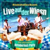 Live auf der Wiesn (Die ultimative Oktoberfest-Party) de Rockaholixs Buam